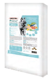 田園生機犬飼料-高能成犬 (雞肉+鮭魚) 20kg