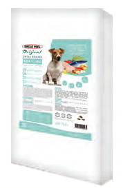 田園生機犬飼料-低敏成犬(小顆粒)  (鴨肉+鱈魚) 20kg