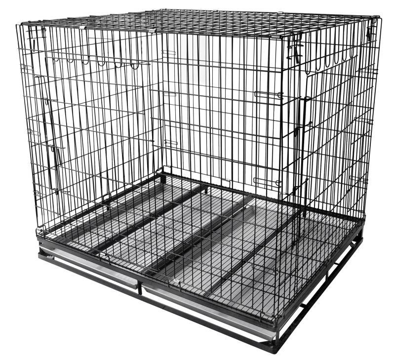 4*3尺烤漆狼犬籠(1號)