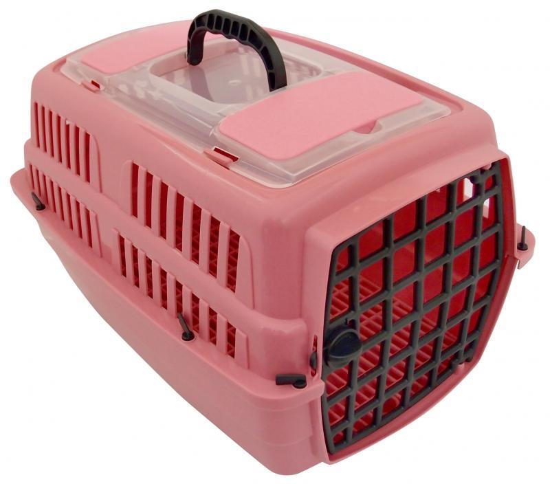 比利時貓籠(H318)上開