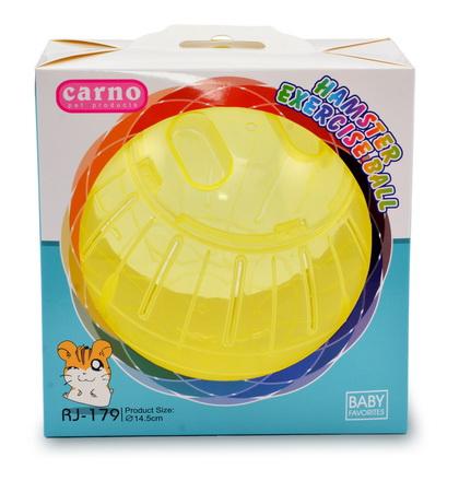優米卡小動物運動球 14.5cm