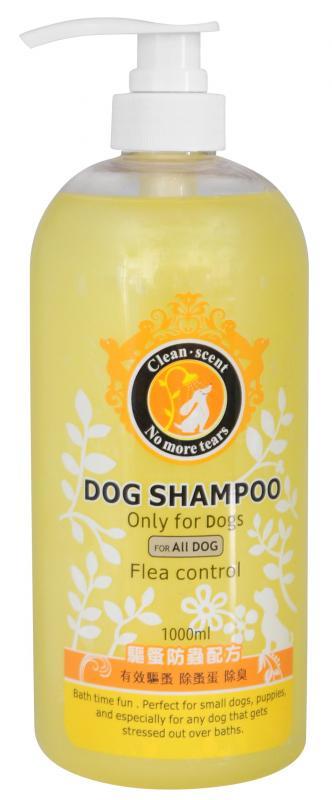 Dog shampoo香波 (除蚤)1000ml