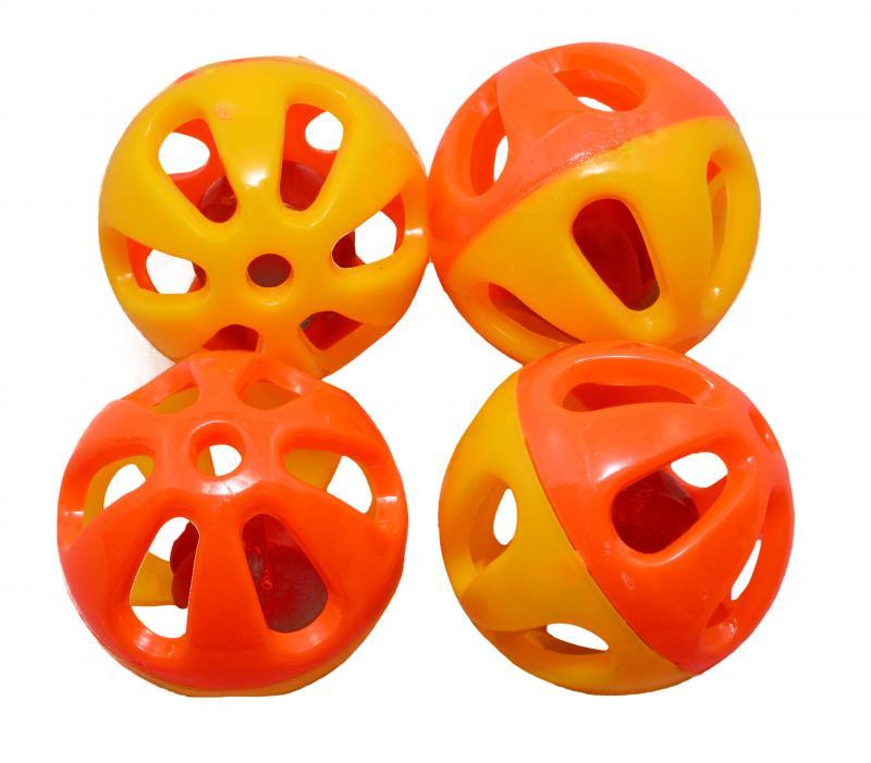 可愛太空球3.8cm 4顆入