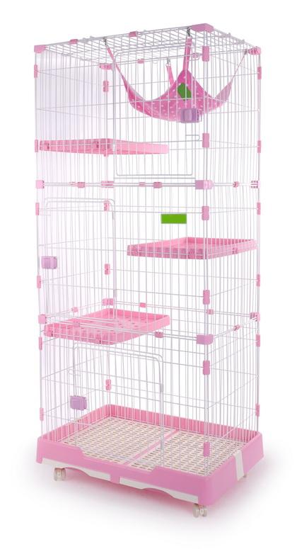 貓讚三層貓籠(小) M-3
