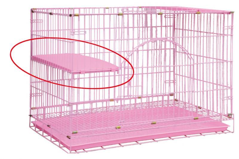 貓籠跳板(塑膠)寬25x長56cm