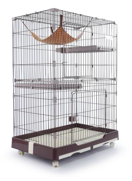 貓讚雙層貓籠(大) XL-2