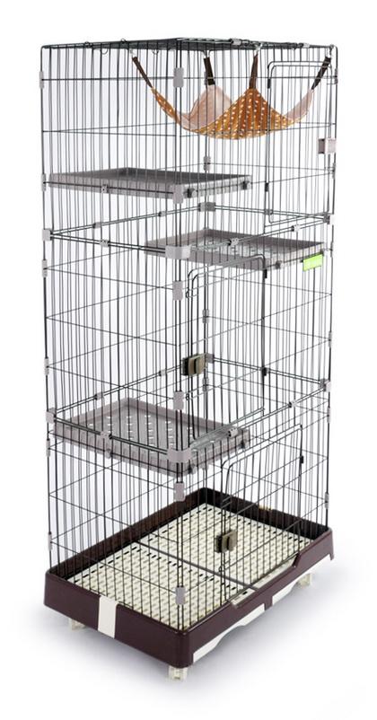 貓讚三層貓籠(大) XL-3