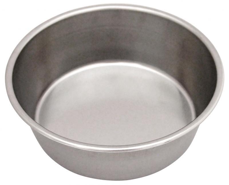 2號狗碗(白鐵)