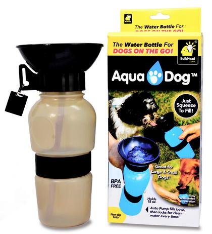 AQUA DOG外出用飲水器