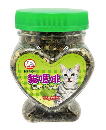 貓嗎啡 (貓薄荷)15g