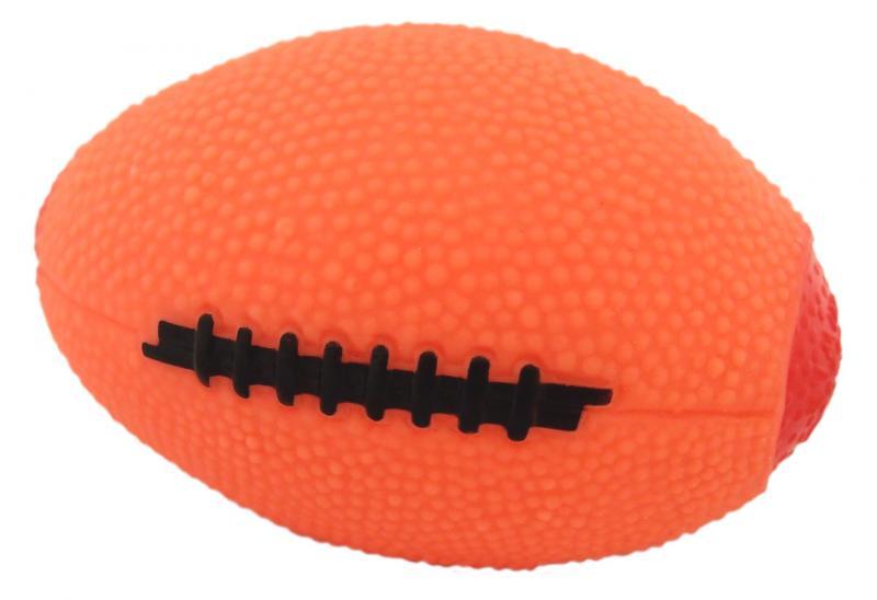 塑膠玩具(橄欖球)