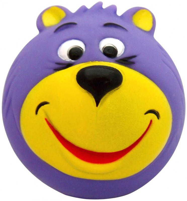 塑膠玩具(動物球)熊貓