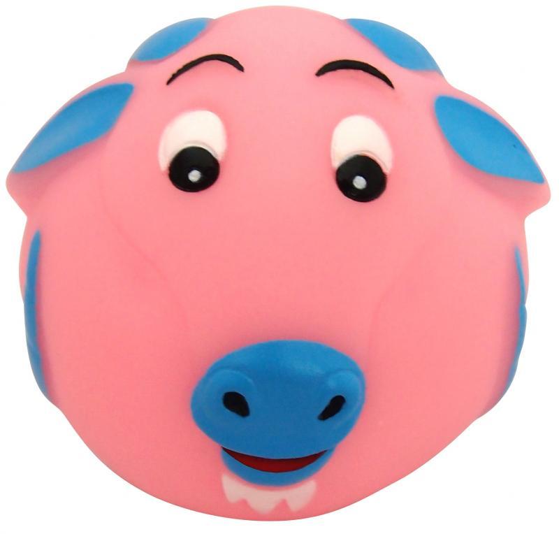 塑膠玩具(動物球)羊