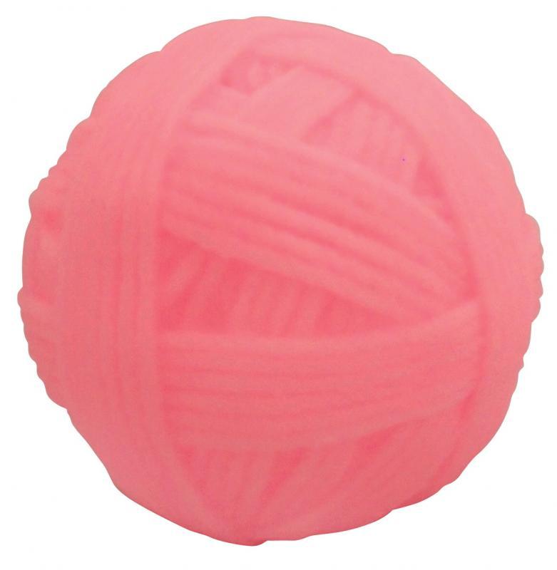 塑膠玩具(毛線球)