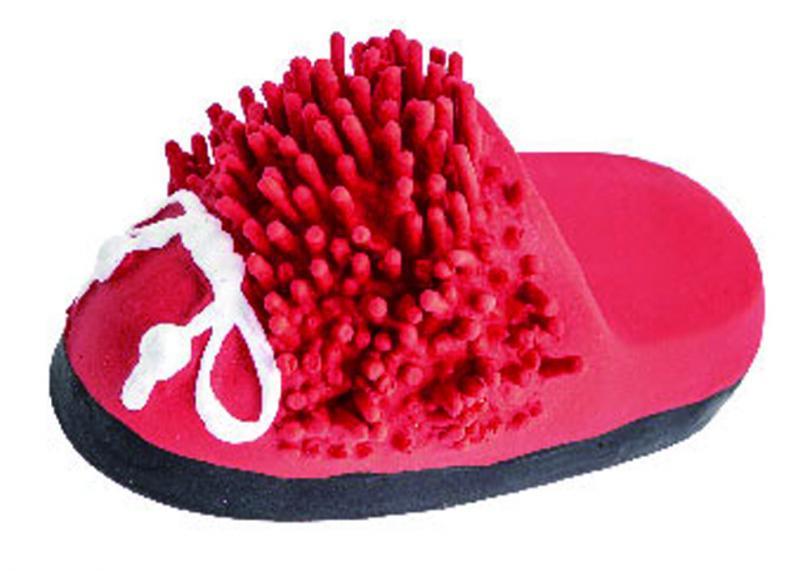 優米卡乳膠玩具女鞋