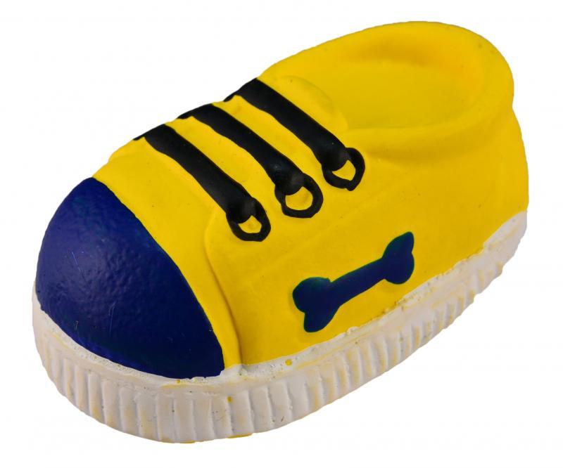 優米卡乳膠玩具足球鞋