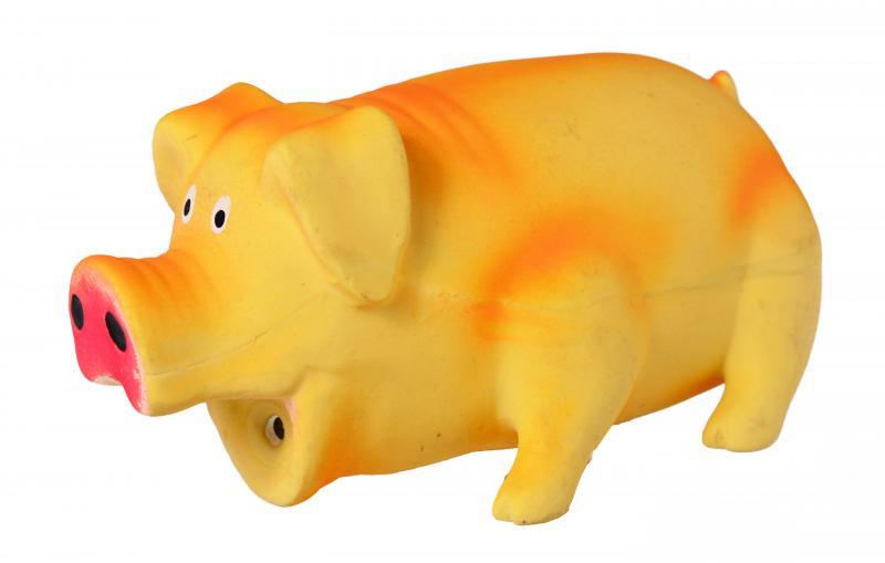 優米卡乳膠玩具怪聲豬