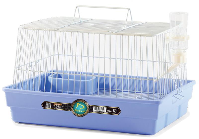 鼠、兔籠(小) [746]  40*30*23cm