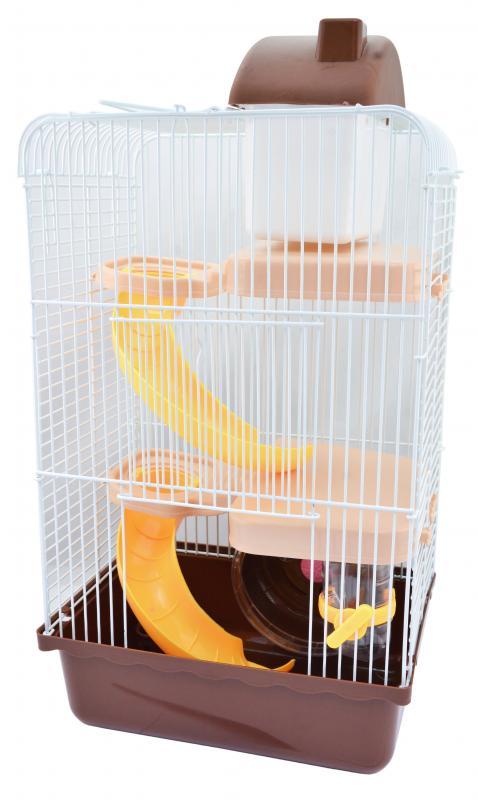 小屋滑梯三層鼠籠