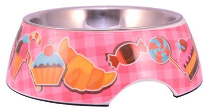 優米卡美耐皿+白鐵碗(M)