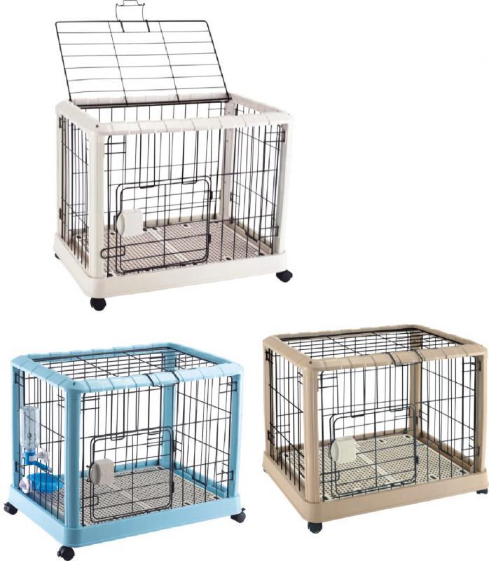 優質豪華型金屬狗籠(小)