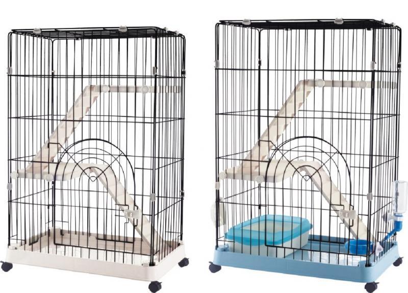 優質豪華三層貓籠(小)