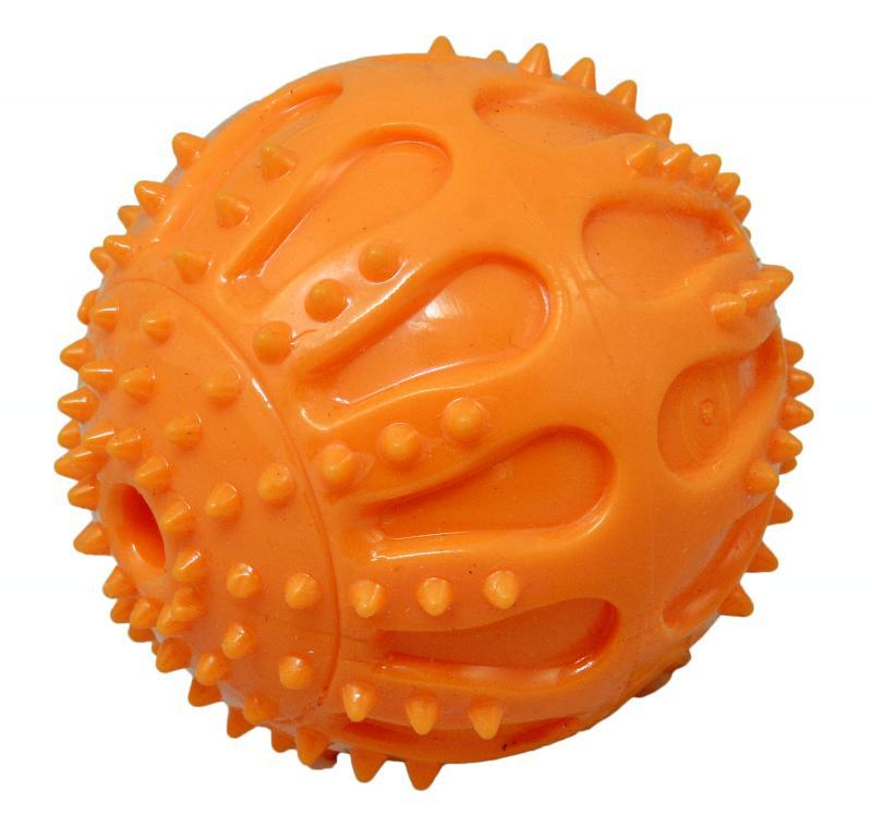 優米卡寵物趣味發聲球(圓形)