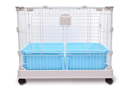 時尚兔籠(大型) 含廁所.籠子