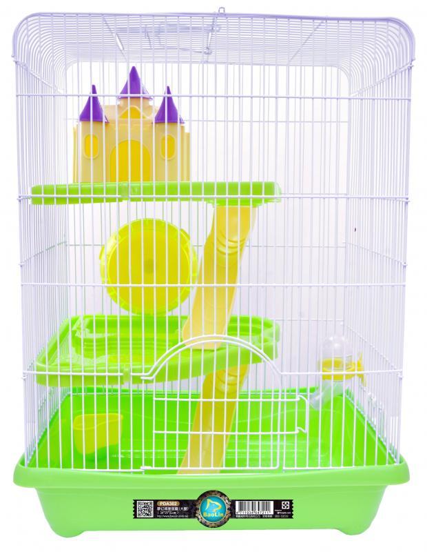 夢幻城堡三層鼠籠(大平)
