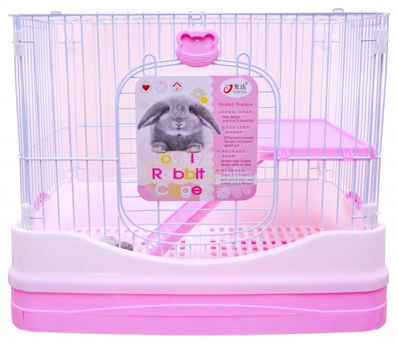 優米卡豪華兔籠(單層)