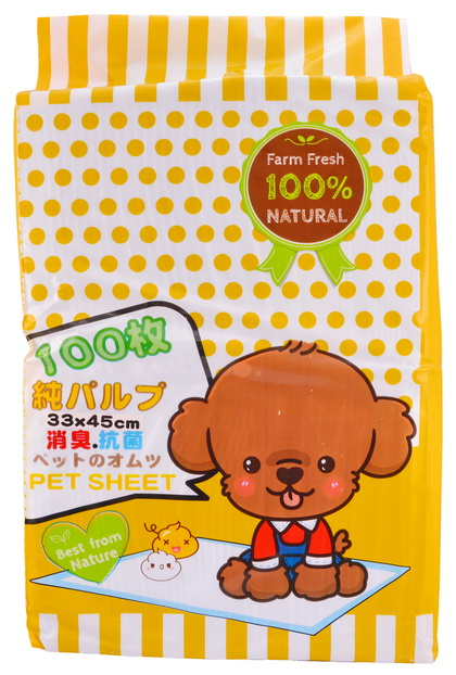 MOMOTA高分子寵物片100入33*45cm
