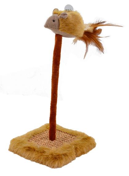 優米卡四角彈性抓板(老鼠)