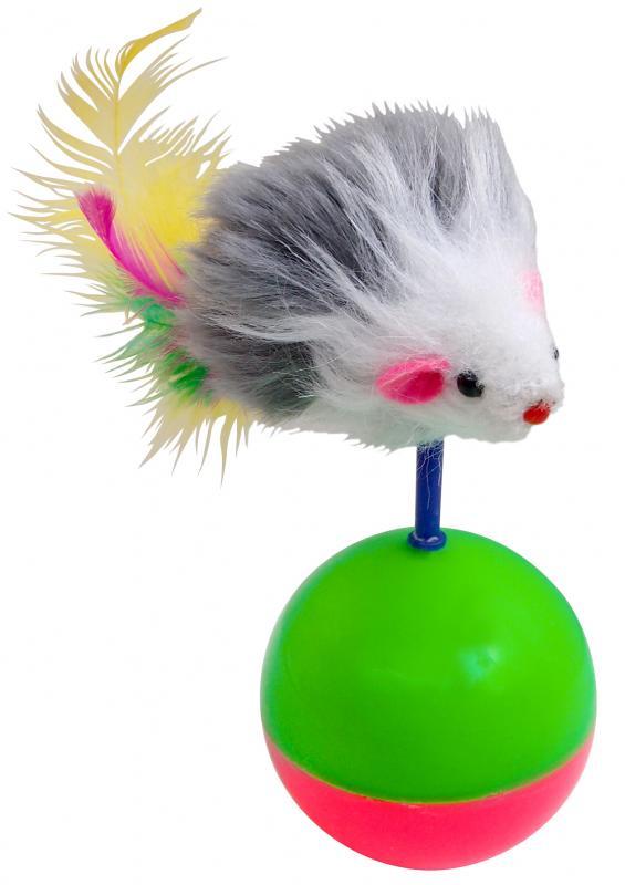 寶麟喵玩具(不倒翁)